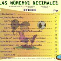 Los números decimales II