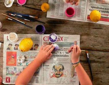 Ideas para jugar con los niños dentro de casa