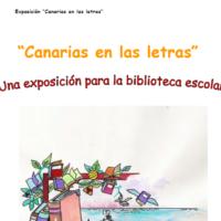 Canarias en las letras.
