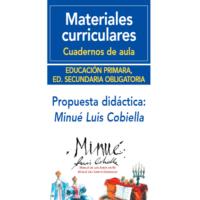 Propuesta didáctica: MINUÉ LUIS COBIELLA.