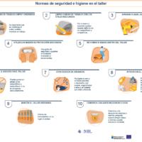 Normas de seguridad e higiene en el taller