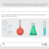 Material de laboratorio Actividades