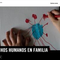 Derechos humanos en familia