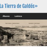 Exposición virtual La tierra de Galdós