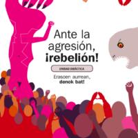 Ante la agresión !rebelión!