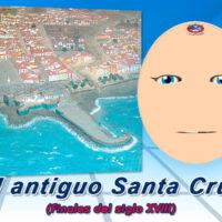El antiguo Santa Cruz de Tenerife (finales del siglo XVIII): Actividades JClic