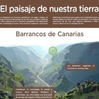 Barrancos de Canarias