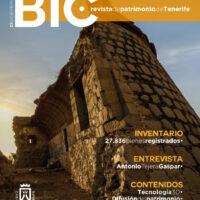 BIC. Revista de Patrimonio de Tenerife