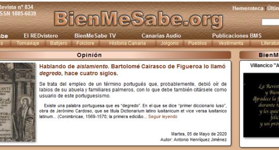 Revista Digital BienMeSabe