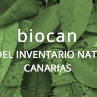 Banco del inventario natural de Canarias (BIOCAN)