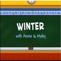Vídeo sobre el tiempo en invierno en Inglés.