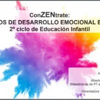 ConZENtrate: Cuadernos de desarrollo emocional en familia. 2º ciclo de Educación Infantil