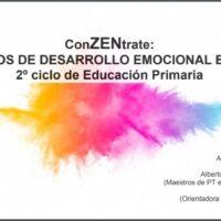 ConZENtrate: Cuadernos de desarrollo emocional en familia. 2º ciclo de Educación Primaria