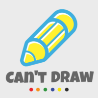 Who Can't Draw - Party game