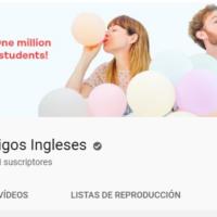 Amigos ingleses (Canal Youtube)