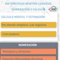 Infografía numeración y cálculo