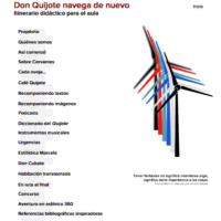 Don Quijote navega de nuevo