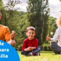Ejercicios de mindfulness para hacer en familia.