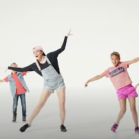 Les Mills BORN TO MOVE | 6-7 year old class | Leisure World Colchester