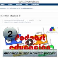Podcast educativo-2. Añadimos música