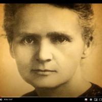 Marie Curie. Serie Pensamientos