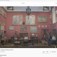 El estudio del pintor Joaquín Sorolla para niños