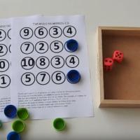 Tapando números