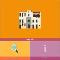 HTML5: Casa de Colón