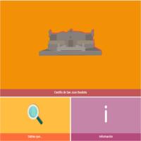 HTML5: Castillo de San Juan Bautista
