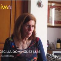 Entre letras, con Cecilia Domínguez