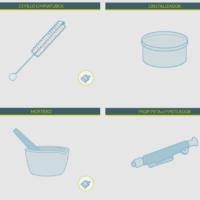 Material complementario de laboratorio