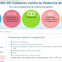 Delegación de Gobierno contra la violencia de género