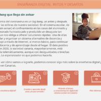 Enseñanza digital. Retos y desafíos