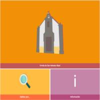 HTML5: Ermita San Antonio Abad