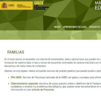 Materiales y Recursos Educativos online