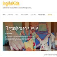 Ingléskids, comunidad de recursos didácticos