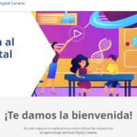 Iniciación al Aula Digital Canaria. Docentes