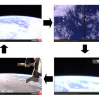Imágenes en Directo desde la Estación Espacial Internacional