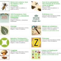 Materiales educativos del Real Jardín Botánico