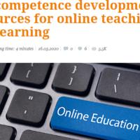 Recursos online para el desarrollo de competencias clave