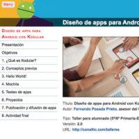 Diseño de apps para Android con Kodular