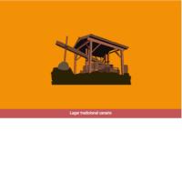 HTML5: Lagar tradicional canario