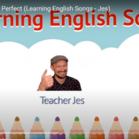 Learning English with Our Songs
