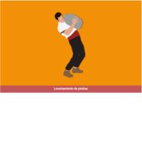 HTML5: Levantamiento de piedra