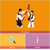 HTML5: La lucha del Garrote