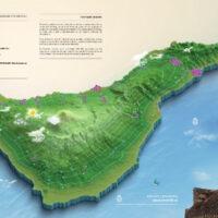 Mapa de Bienes de Interés Cultural (BIC) de Tenerife