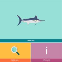 HTML5: Marlín azul