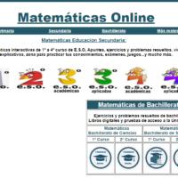Matemáticas Online