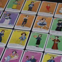 Juego de cartas: Mujeres en Ciencia