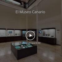 Visita en 3D del Museo Canario
